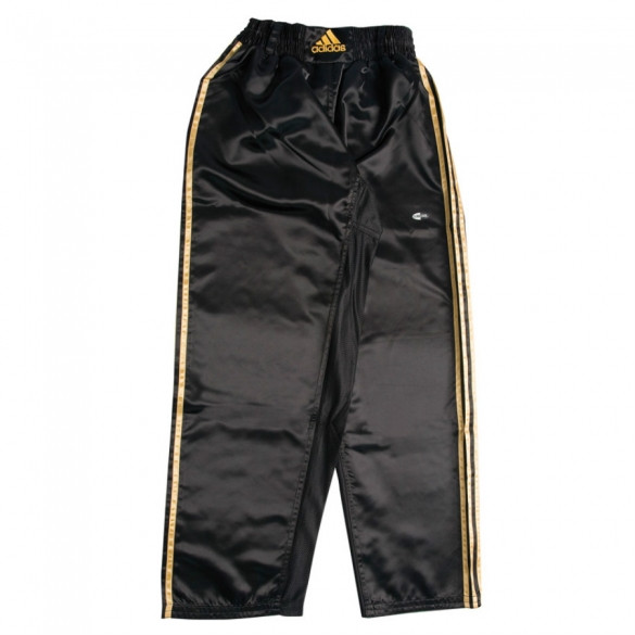 Adidas Kick Boxing Hosen Climacool Schwarz Gold