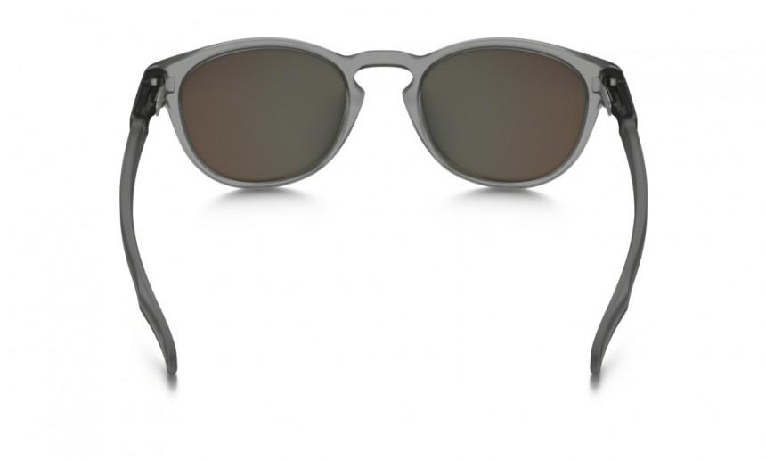 Oakley Latch Sonnenbrille Mattgrau OO9265-15 53mm hF30wzXhu