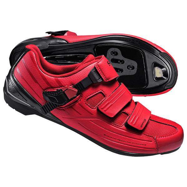 shimano rp3 race bike schuhe herren rot online kaufen. Black Bedroom Furniture Sets. Home Design Ideas