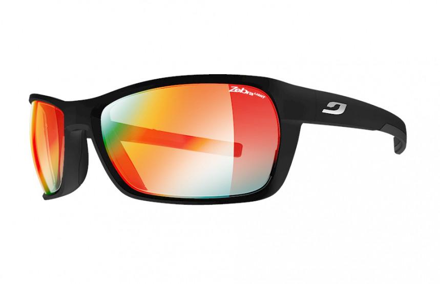 Julbo Monterosa Zebra Sonnenbrille matt schwarz/schwarz o9Qnx