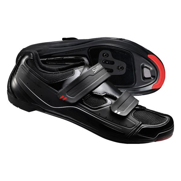 shimano r065 fahrradschuhe herren schwarz online. Black Bedroom Furniture Sets. Home Design Ideas