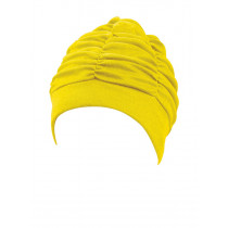 Beco Swim Cap Large Head - Neon Yellow - Women