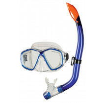 Beco Bari Snorkel Set - Junior - Blue