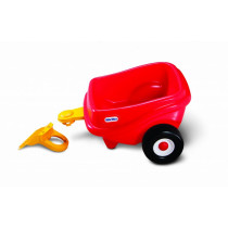 Little Tikes Cozy Coupe Anhänger Rot