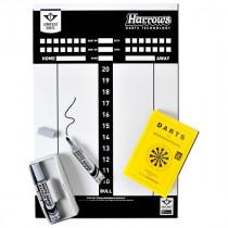 Longfield Scorebord Darten