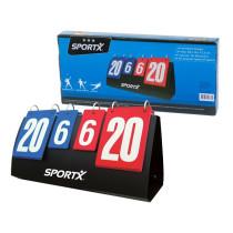 Sportx Anzeigetafel