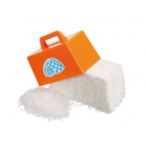 Schneeblock-Macher Orange