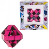 Clown Magic Puzzle 48 Stück - Rosa