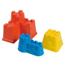 Sandform Set Castle