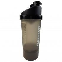 Tunturi Protein Shaker with Storage - 600 ml
