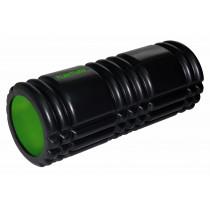 Tunturi Yoga Grid Foam Roller 33 cm - Schwarz