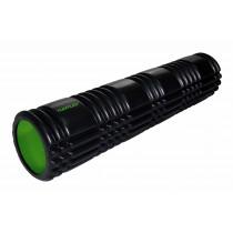 Tunturi Yoga Grid Foam Roller 61 cm - Schwarz