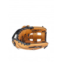 Rucanor Baseball glove right throwing - Brown / Black - 11,5 inch