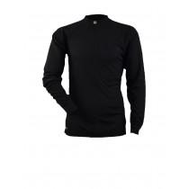Rucanor Aspen Thermo Long Sleeve Shirt Senior - Schwarz