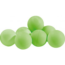 Sunflex Colour Table Tennis Balls - Green