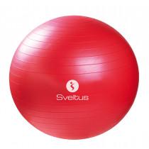 Sveltus Gymball 65 cm - rot