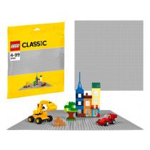 Lego 10701 Klassische Graue Grundplatte