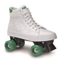 Roces Ace Roller Skates Frauen - Weiß / Grün