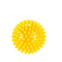 Trendy Sport  Massage Ball - Yellow - 8 cm