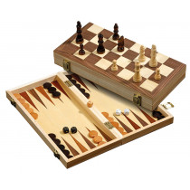 Philos 3-1 Set 40 Backgammon