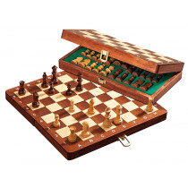 Philos Travel Chess Set Deluxe Magnet