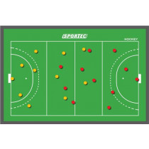Sportec Magnetic Field Hockey Coach Brett