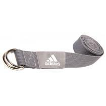 Adidas Yoga Gurt 250 cm - Grau
