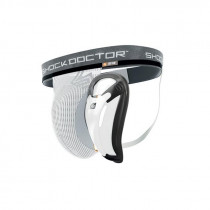 Shock Doctor Core - Supporter BioFlex Cup - Grau