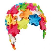 Beco Bademütze mit Blumen