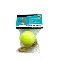 Tennisball mit Elastic