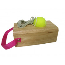 Tennis-Trainer Holz