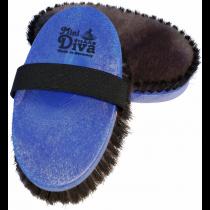 Haas Brush - Body Diva Mini Body - Blau - 150x75