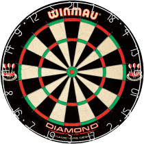 Winmau Dartboard Diamond Wired