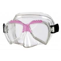 Beco Ariva Junior Tauchbrille 4 Jahre - Pink
