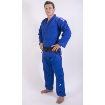 Adidas Champion II IJF Judo Anzug - Blau