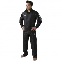 Adidas - Training Team Track - Training - Schwarz / Weiß
