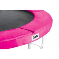 Salta 8 ft Disport Sicherheits - Auflage rund - 244 cm - Pink