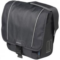 Basil Schulter / Fahrradtasche Sport Design Senior - Grey - 18L