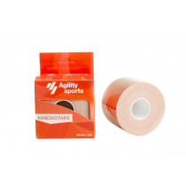 Agility Sports Kinesio Tape - Skin colour