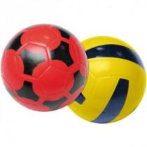 Haut-Coated Fußball Größe 4