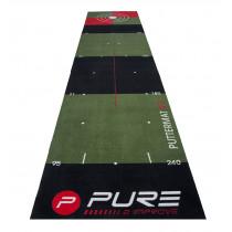 Pure2Improve Golfputting Mat 65 x 300 cm