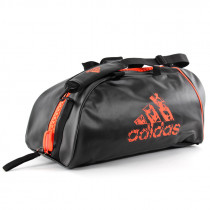 Adidas Super Boxing - Super Boxing Sports - Schwarz / Orange