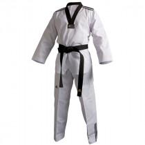 Adidas Taekwondopak Verein /// Schwarz Revers